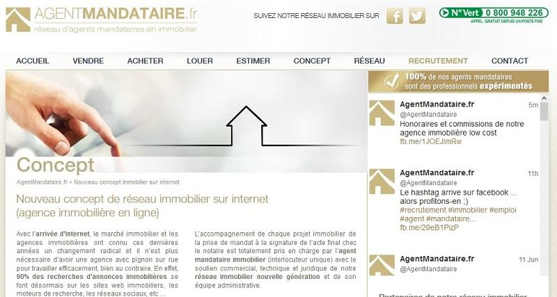 AgentMandataire.fr