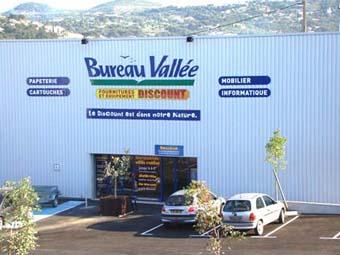 Ouverture du 165me magasin Bureau Valle Ollioules Toulon