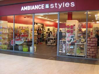 Franchise ambiance et styles vente au d tail des articles d art de la table - Www ambianceetstyles com ...