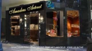 www.choisir-sa-franchise.com présente en video la franchise AMADEUS ARTE