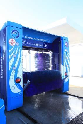 franchise elephant bleu lavage automobile haute pression et automatique franchise station de. Black Bedroom Furniture Sets. Home Design Ideas