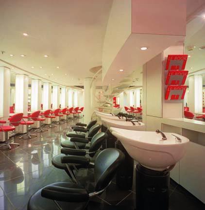 Franchise shampoo salons de coiffure du groupe michel dervyn franchise coiffeur choisir sa - Salon de coiffure shampoo ...