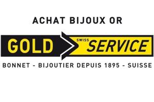 Gold swiss service