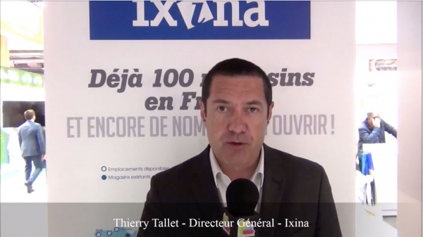 Interview de Thierry Tallet - Directeur Général de la franchise Cuisines Ixina