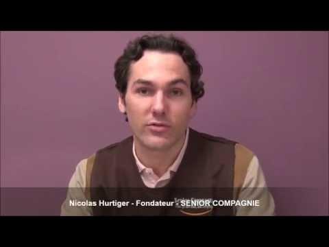 Vidéo Franchise Senior Compagnie - Nicolas Hurtiger