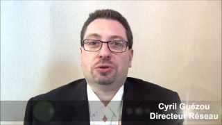 Cyril GUEZOU présente la franchise Leader Services