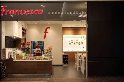 Restaurant Francesca Strasbourg Orangerie