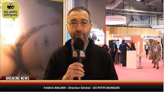 Franchise les petits bilingues initiation l 39 enseignement de la langue anglaise pour les - Salon franchise marseille ...