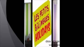 Vidéo Les Petits Bilingues | Franchise cours d'anglais
