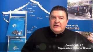Franck Vialle présente la franchise ULYSSE TRANSPORT