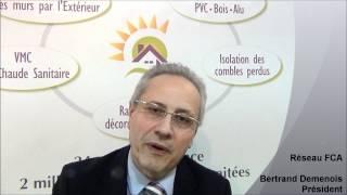 Vidéo franchise FCA | Interview Bertrand Demenois