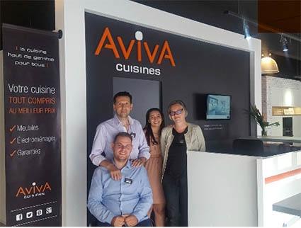 Cuisines AvivA Simplante à Marseille Choisir Sa Franchise - Cuisinistes marseille