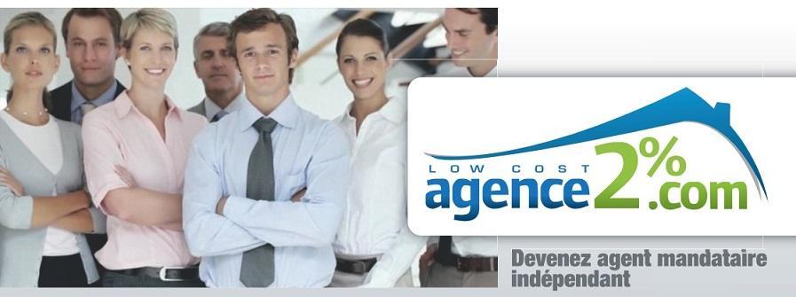 Franchise Agence 2%.com