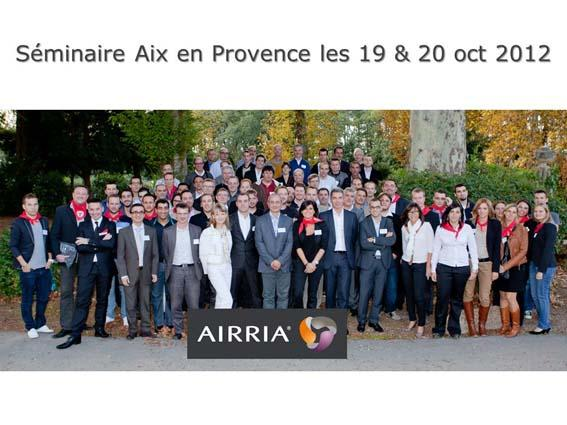 Profil du futur candidat à la franchise Airria