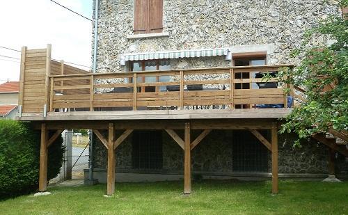 Franchise Grad  Le spécialiste de la terrasse en bois écologique