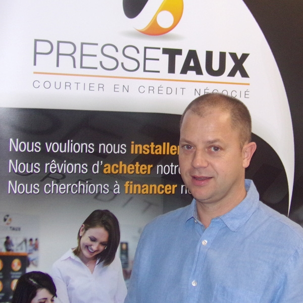 Interview de Jimmy Barbellion franchisé PresseTaux Blois