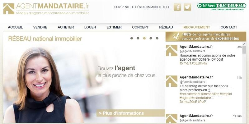 Franchise AgentMandataire.fr
