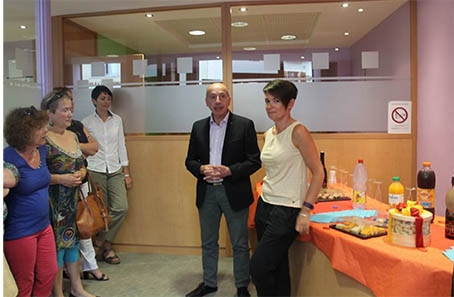 Franchise ADOMIS : Inauguration ADOMIS Pontarlier