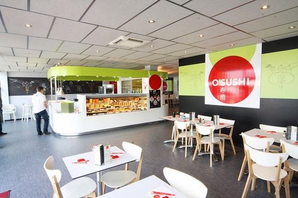franchise o 39 sushi traiteur restaurant japonais franchise de sushis choisir sa franchise. Black Bedroom Furniture Sets. Home Design Ideas