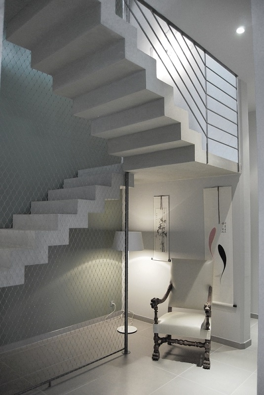 Franchise scal 39 in r alisation d 39 escaliers en b ton franchise b ti - Fabrication escalier beton ...