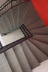 Franchise Scal 39 In R Alisation D 39 Escaliers En B Ton