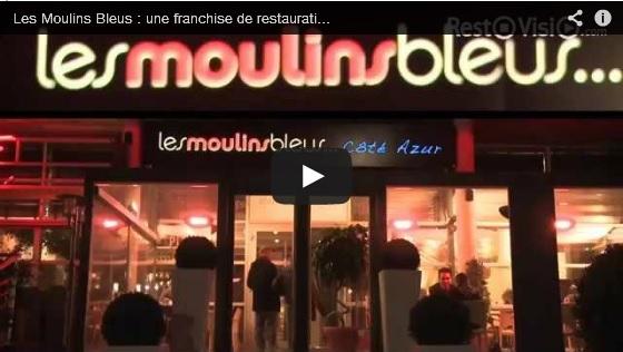 Les Moulins Bleus : une franchise de restauration provençale