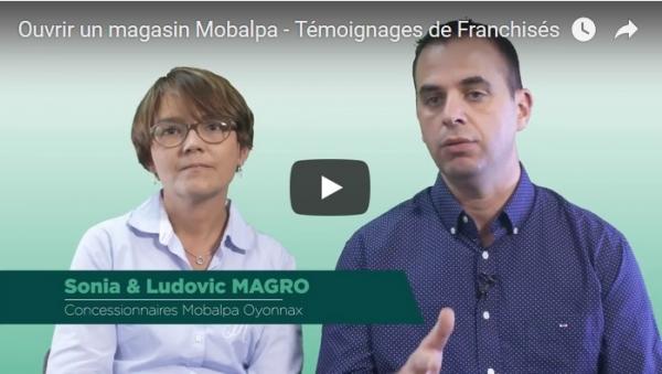 Témoignagnes de Franchisés Mobalpa