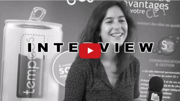 Interview de Clémence Dadu, responsable du développement de la franchise Tempeos