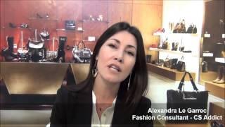 Alexandra Le Garrec présente la franchise Carmen Steffens