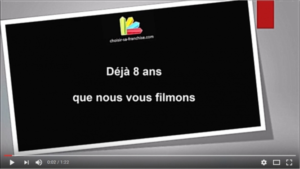 Choisir Sa Franchise interview les franchiseurs du 19 au 22 mars 2017 au salon de la Franchise
