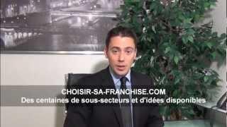 Idées de Business pour bien choisir sa franchise (Cédric Chevauché)