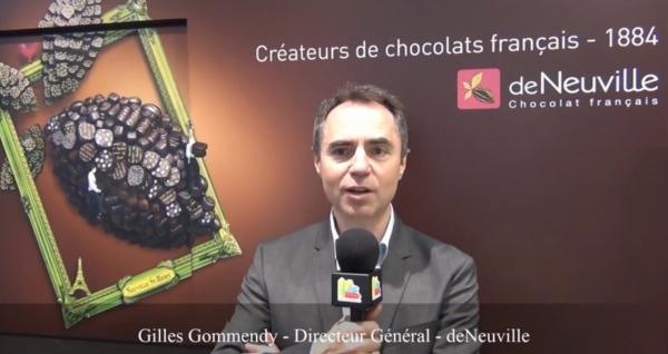 Interview de Gilles Gommendy - Directeur Général de la franchise deNeuville