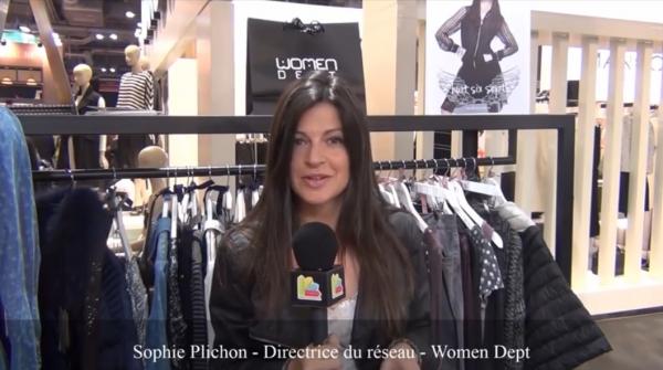 Interview de Sophie Plichon - Directrice du réseau Women Dept
