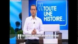 Jean-Luc Delarue invite Cédric Chevauché sur France 2 (by Choisir Sa Franchise)