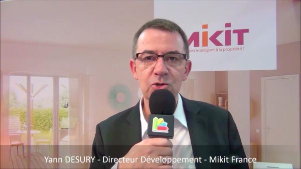 Interview de Yann DESURY, Directeur du développement du réseau de franchise Mikit au salon Franchise Expo Paris 2016