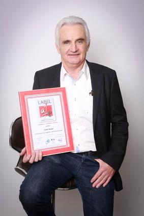 Daniel moquet re oit le label aje choisir sa franchise - Www daniel moquet com ...