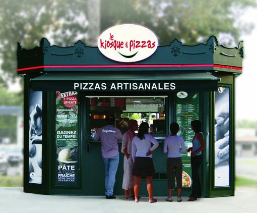 39 nouveaux kiosques en 2013 : Objectif dépassé pour Le Kiosque à Pizzas™ | Choisir Sa Franchise