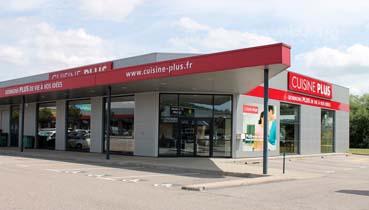 Franchise cuisine plus ouverture d 39 un magasin cuisine - Zone commerciale nancy ...